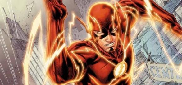 The Flash, au cinéma le 23 mars 2018.