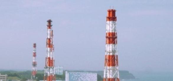 Usina de Fukushima I - Japão
