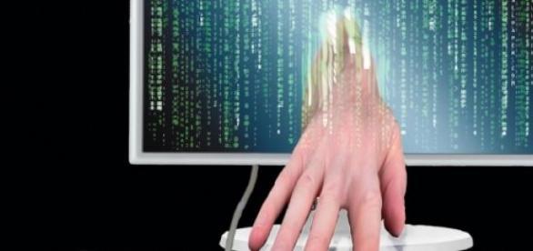 intromisión de un hacker en la PC