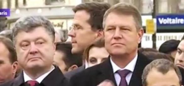 Klaus Iohannis este tot mai stangaci