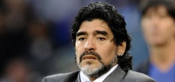 Maradona extrañó a Falcao en el mundial