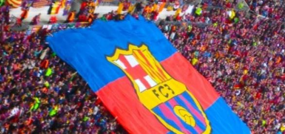O Barcelona perde terreno para o Real Madrid