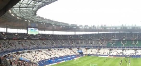 PSG-SCB, au Stade de France.