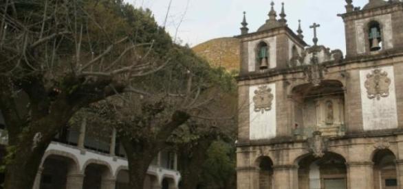 Santuário da Abadia em Amares