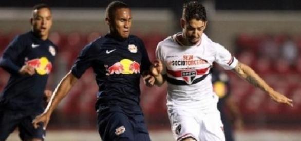 Alexandre Pato também marcou o seu no jogo