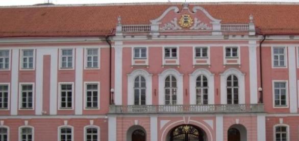 Budynek estońskiego parlamentu