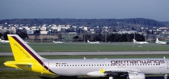 Germanwings-Airbus des Typs A320