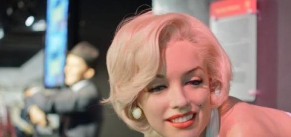 Marilyn Monroe: Madame Tussaud's New York.