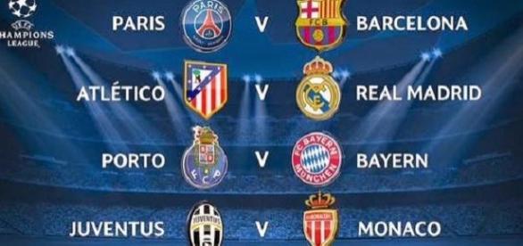 Quartas de Final da Champions League