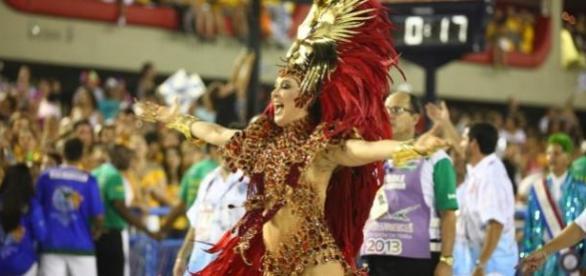 Trajetória de Cláudia Raia será enredo de samba