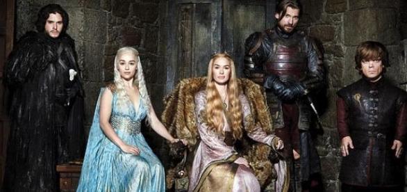 Vazam episódios de 'Game of Thrones'