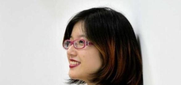 Zheng Churan est en prison en Chine.