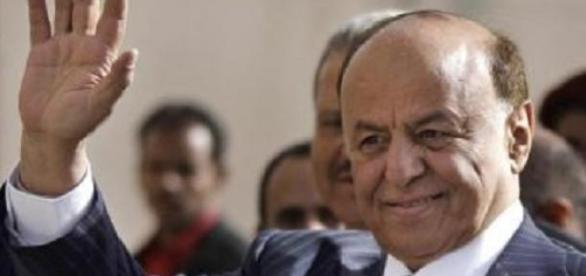 Abdu Rabbuh Mansur Hadi, presidente do Iêmen