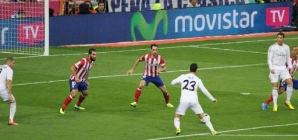 Atlético e Real defrontam-se na Champions League