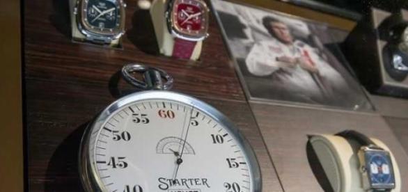 Chronographes de l'horloger suisse TAG Heuer