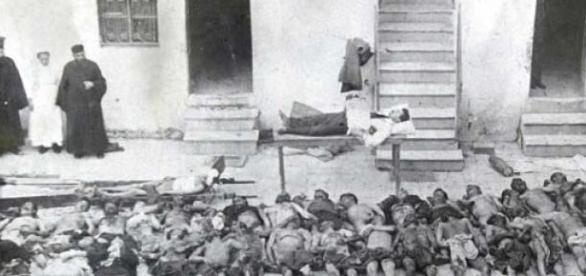 Crisi diplomatica sul genocidio degli armeni.