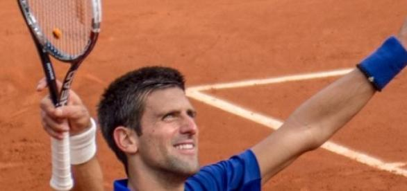 Djokovic a faim de titres (Crédits: Yann Caradec)