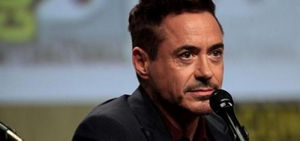 Robert Downey Jr. erhält MTV Generation Award.