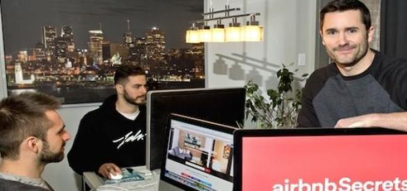 Airbnb a changé la vie de Dany Papineau.