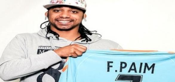Fábio Paim jogou na equipa de reservas do Chelsea.