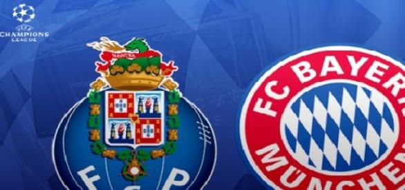 FC Porto vs Bayern Munique