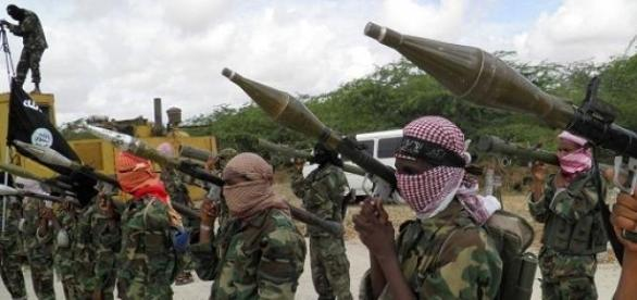 Grupo radical islâmico Al Shabab