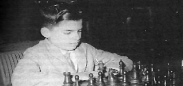 Mequinho - Genio precoce do Xadrez