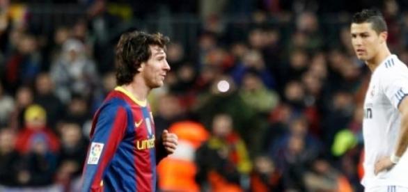 Messi e Ronaldo poderiam jogar juntos pela 1.ª vez