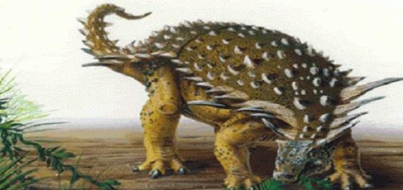 Nodosaurul a trait acum 100 de milioane de ani