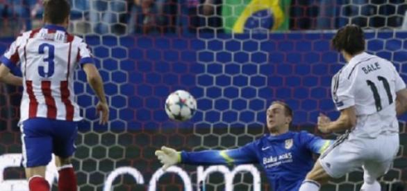 oblak foi o destaque do jogo, com grandes defesas