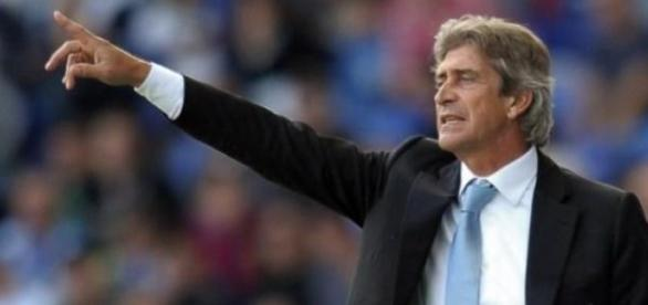 Pellegrini is on the search for a new left back.