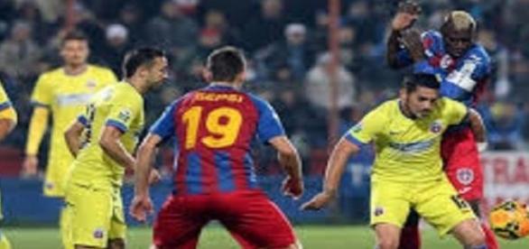 Steaua si A.S.A. Targu Mures isi disputa titlul