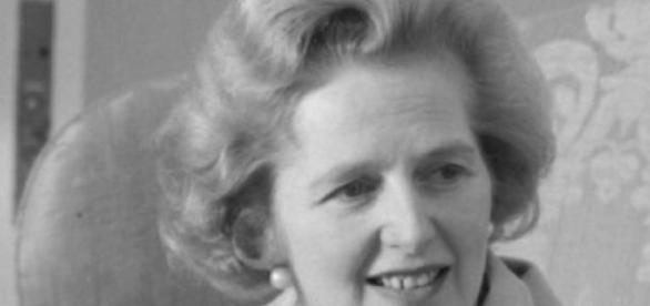 The Iron Lady Margaret Thatcher