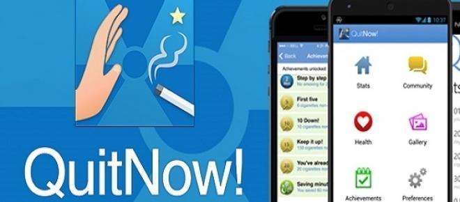 QuitNow! Nueva aplicación al alcance de todos