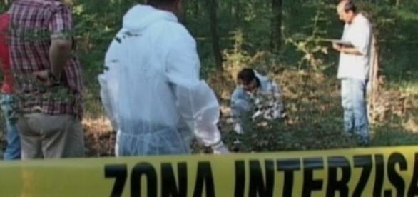 Cadavrul unei femei găsit într-o peșteră