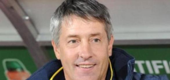 Cristiano Bergodi - noul antrenor al Rapidului