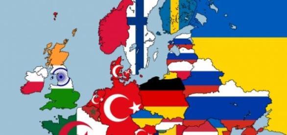 """Das """"Europa der Minderheiten"""""""