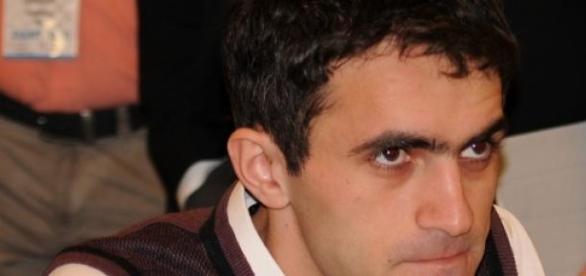 Gaioz Nigalidze, campeão do xadrez