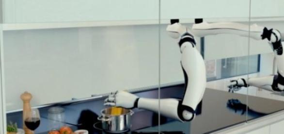 Moley Robotica, cu sediul în Marea Britanie,