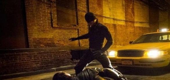 O Demolidor em ação na nova série da Netflix