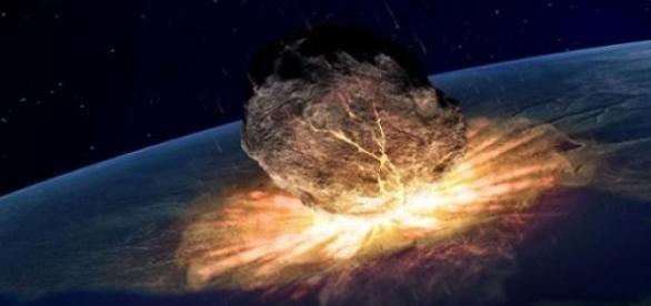 Un asteroid gigant va lovi Pamantul