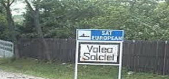 Valea Salciei,satul european din Buzau !