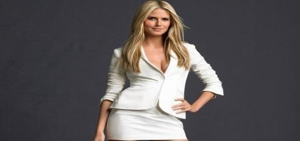 Was ist nur mit Heidi Klum los?