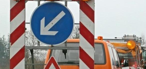 Znany widok na polskich drogach