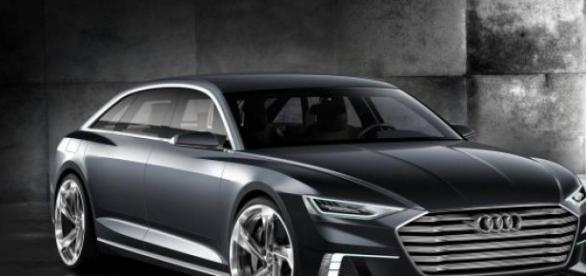 Audi Prologue en imagen de archivo