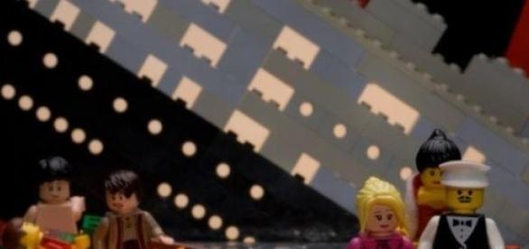 Even Lego knows shipwrecks happen daily