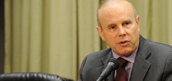 Guido Mantega, ex-ministro da Fazenda