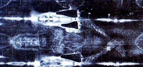 Negativ des Grabtuchs: Abbild eines Gekreuzigten?