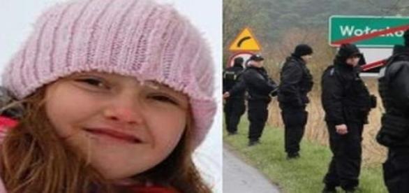 Uprowadzona 10-letnia Maja z Wołczkowa