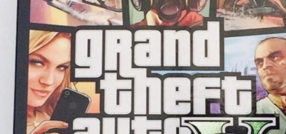 Verpackung GTA 5 PC Version  - Rockstar Games